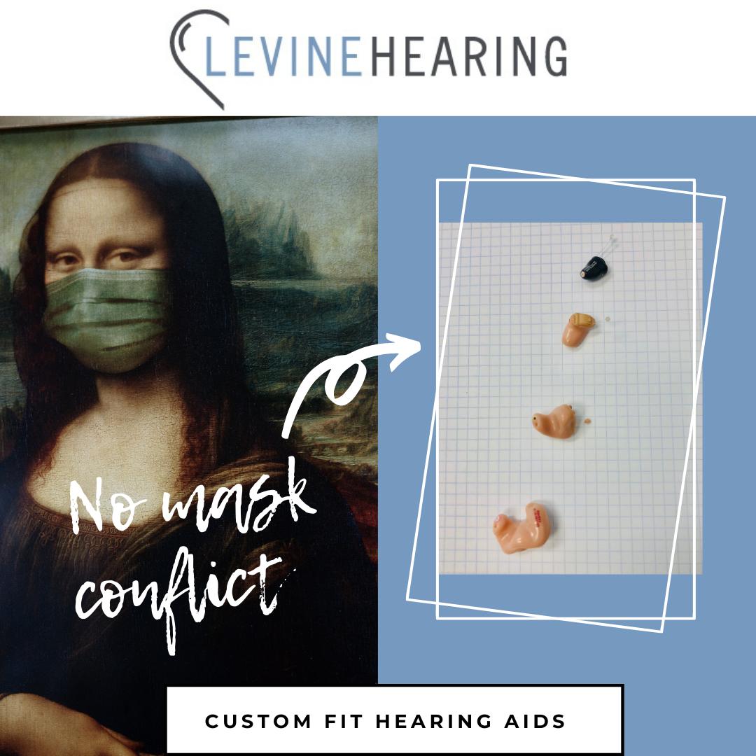 Custom fit hearing aids Charlotte NC
